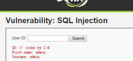 瀛�涔�SQL娉ㄥ�ュ����-DVWA