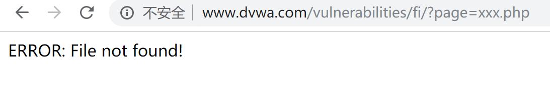 ��浠跺����婕�娲�-DVWA