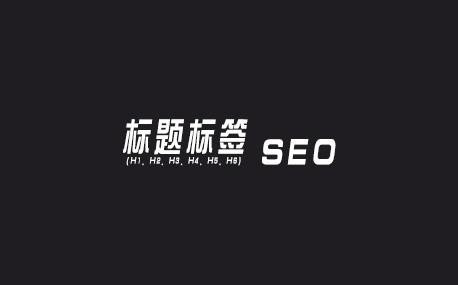 SEO网站中的H标签该如何使用