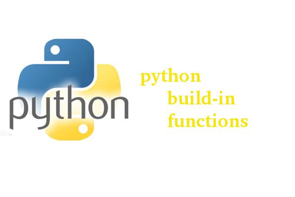 Python内置函数(二)